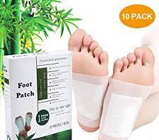 Foot patch detox - mode d'emploi - pas cher - achat - composition