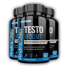 Androdna Testo Boost - achat - pas cher - mode d'emploi - composition